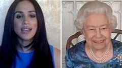 Xuất hiện trong cùng một ngày với Meghan Markle, Nữ hoàng Anh không hề nao núng, thể hiện đẳng cấp và thần thái vượt trội