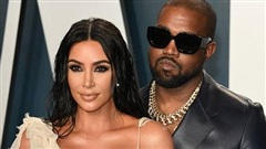 Chồng của Kim 'siêu vòng 3' bất ngờ từ bỏ cuộc đua tranh cử Tổng thống Mỹ