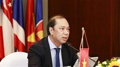 Hội nghị trực tuyến Các Quan chức Cao cấp ASEAN