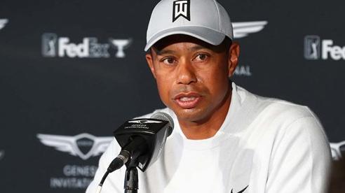 Tiger Woods trì hoãn thi đấu vì Covid-19