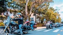 Dàn mô tô, xe cổ tiền tỷ đổ về Đà Lạt