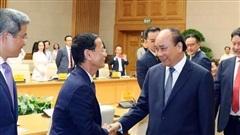 Thủ tướng Nguyễn Xuân Phúc: 'Quyết tâm không để đổ gãy nền kinh tế, doanh nghiệp Việt Nam phá sản'