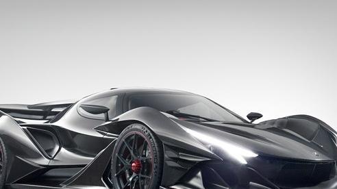Siêu xe siêu hiếm Apollo IE chào hàng đại gia Việt với giá gần trăm tỷ đồng