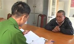Lưu manh giả danh tu hành lừa 40 triệu 'giải hạn'
