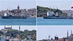 Nga đẩy nhanh tốc độ nâng cấp Tartus