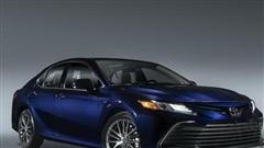Ra mắt Toyota Camry 2021: Bổ sung công nghệ an toàn, đấu Honda Accord và Mazda6