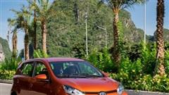 Toyota Wigo 2020 ra mắt tại Việt Nam: Thiết kế mới và trang bị tiện nghi hơn, giá từ 352 triệu