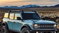 Đại lý tư nhân tại Việt Nam bắt đầu nhận đặt hàng Ford Bronco, giá khoảng 4 tỷ đồng