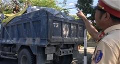 Xử phạt gần 8.000 xe tải, xe ben vi phạm Luật giao thông đường bộ