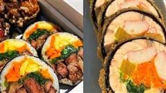 Người Hàn Quốc thích thú khi thấy kimbap được biến tấu ở Việt Nam, còn đòi… nhập khẩu để thưởng thức