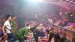 Gần 100 đối tượng sử dụng ma túy trong quán bar ở Đồng Nai
