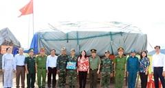 Động viên lực lượng làm nhiệm vụ phòng, chống dịch COVID-19 trên tuyến biên giới