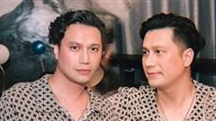 Việt Anh lại khiến dân mạng bàn tán khi xuất hiện cùng kiểu tóc điệu đà
