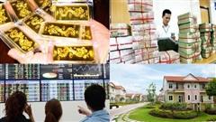 Bước qua sợ hãi, trỗi dậy lòng tham: Nghìn tỷ mua vàng, ôm đất