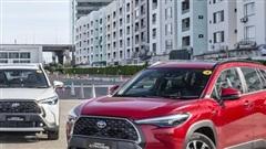 Rò rỉ lịch ra mắt Toyota Corolla Cross và giá dự kiến từ 770 triệu đồng tại Việt Nam