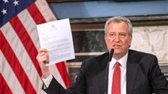 Mỹ: Thị trưởng New York dọa kiện Tổng thống Trump