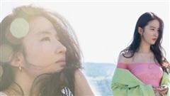 Lưu Diệc Phi 'gây mê' với loạt ảnh khoe vai trần gợi cảm cùng gương mặt đẹp quên sầu