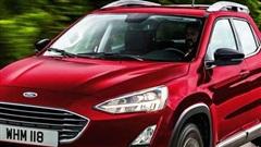 Xe bán tải hoàn toàn mới của Ford lộ diện thêm chi tiết