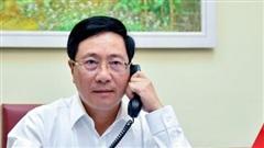 Việt Nam - Hàn Quốc trao đổi về hợp tác đối phó Covid-19 và phục hồi kinh tế song phương