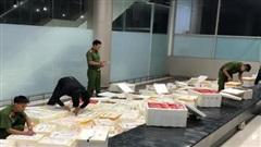 Hơn 5 tấn dâu tây không rõ nguồn gốc tiếp tục 'bay' vào Đà Lạt