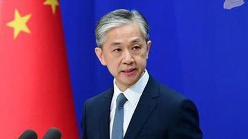 Trung Quốc phản đối quyết định của Mỹ, cho đây là hành vi khiêu khích chính trị