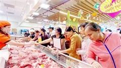Thịt heo giảm giá 15%