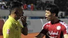Tranh cãi việc đội Công Phượng không được hưởng penalty: Trọng tài rốt cuộc đúng hay sai?