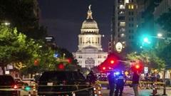 Nổ súng trong cuộc biểu tình ở Mỹ