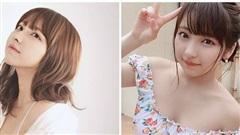 Chỉ cao 1m49 nhưng sở hữu vòng một siêu 'khủng', nàng hot girl được gọi là 'tiểu Yua Mikami' dù vẫn còn đang là sinh viên
