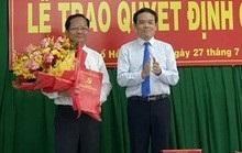 Lãnh đạo Tổng Công ty Cấp nước Sài Gòn làm Bí thư Huyện ủy Hóc Môn