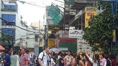 Phát hiện 9 khách du lịch Trung Quốc nhập cảnh trái phép vào Khánh Hòa