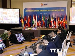 Triều Tiên ủng hộ nỗ lực hòa bình của ARF trên Bán đảo Triều Tiên