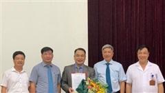 Bộ Y tế bổ nhiệm BSCKII. Nguyễn Trung Cấp làm Phó Giám đốc BV Bệnh Nhiệt đới TW