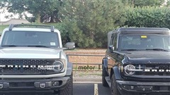 Những bức ảnh cho thấy đã mua Ford Bronco bạn phải tích vào tùy chọn này