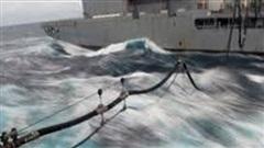 Công nghệ giúp Hải quân Mỹ tạo nhiên liệu ngay trên biển