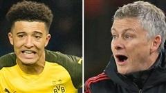 MU nhận 'cú đấm' Jadon Sancho, Coutinho sửa sai với Arsenal
