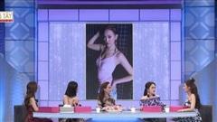 Hari Won tỏ thái độ khó chịu với câu nói đùa của Trường Giang