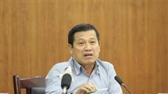 Trưởng ban trọng tài Dương Văn Hiền: 'Sai sót là do góc độ con người thôi'