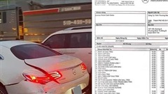 Mercedes-Benz S 400 Coupe cực hiếm tại Việt Nam gặp nạn, chi phí sửa chữa khiến nhiều người toát mồ hôi