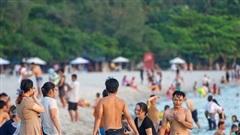 Bơm cát trắng cải tạo bờ biển, Hà Tiên quyết chạy đua cùng Phú Quốc