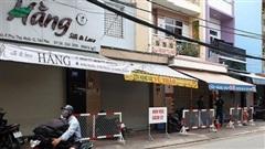 Phong tỏa, cách ly thêm nhiều ngôi nhà ở Tân Phú vì có ca nghi nhiễm Covid-19