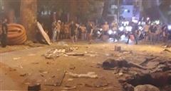 Xác định danh tính nạn nhân vụ sập giàn giáo ở Hà Nội