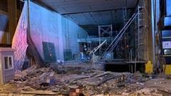 Nạn nhân cuối cùng trong vụ tai nạn lao động xảy ra giữa đêm ở Hà Nội đã tử vong