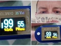 Bác sỹ chạy 45km để chứng minh khẩu trang không làm giảm lượng oxy