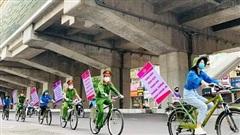 Đoàn Thanh niên Hà Nội chung tay cùng tuyến đầu phòng, chống dịch Covid-19