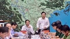 Áp thấp mạnh lên thành bão: Từ đêm nay, Thừa Thiên Huế, Đà Nẵng, Quảng Nam có mưa vừa, mưa to, có nơi mưa rất to
