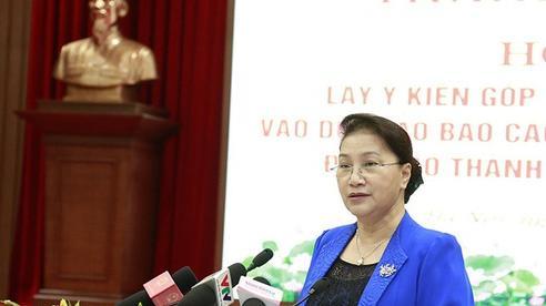 Chủ tịch Quốc hội: 'Người dân cả nước mong rằng Đà Nẵng cũng làm như Hà Nội để sớm dập tắt ổ dịch COVID-19'
