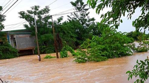 Đắk Lắk: Thiệt hại nặng vì mưa lũ gây ra cho huyện biên giới