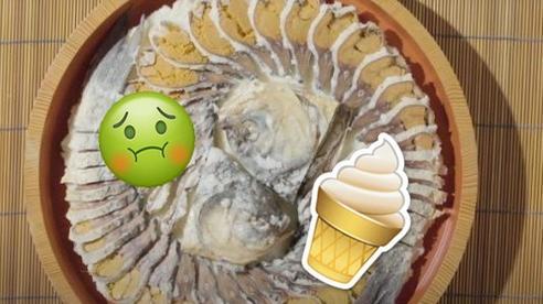 Món cá Funazushi tanh nhất thế giới được người Nhật chế thành kem