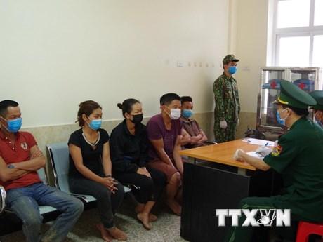 Lạng Sơn liên tiếp phát hiện, bắt giữ 6 đối tượng nhập cảnh trái phép